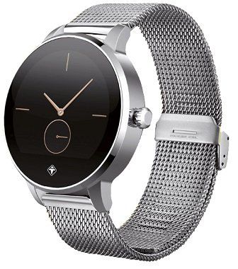 TIGER Rome Smartwatch in Edelstahl für 99€ (statt 116€)