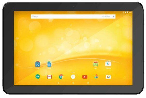 TREKSTOR SurfTab xiron 10.1 pure Tablet mit 10.1, 16GB, 1GB RAM, Android 5.1.1 Lollipop für 77€ (statt 129€)