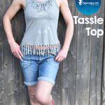 Ebook mit Schnittmustern für Tassle Top gratis + Gutschein on top