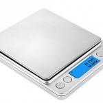 Digitale Küchenwaage mit 0,01g Genauigkeit für 5,67€