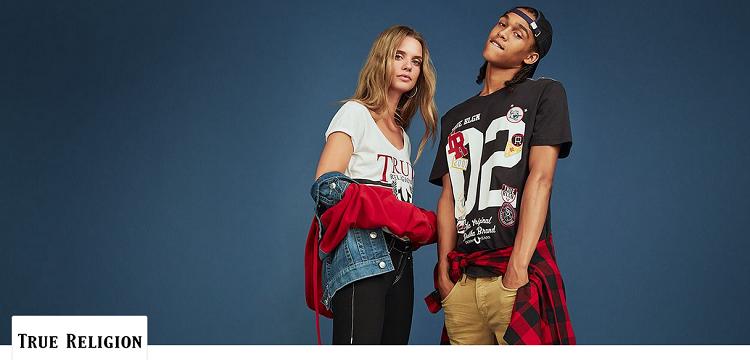 Bis zu 70% Rabatt auf True Religion Jeans bei vente privee