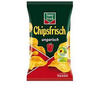 10 Tüten funny frisch Chips Ungarisch ab 9,41€