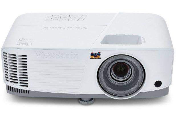 Viewsonic PA503W   3D Heimkino DLP Projektor für 300€ (statt 349€)