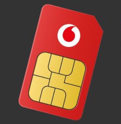 SIM only: Vodafone AllNET + SMS Flat +11 GB LTE (max. 500 MBit/s) für eff. 25,46€ mtl.