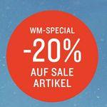 Verlängerung: Tom Tailor bis 50% im Summer Sale + WM Special mit 20% extra auf den Sale