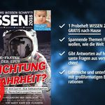 """1 Ausgabe """"Wissen"""" gratis lesen – Kündigung notwendig"""