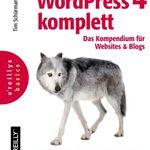 WordPress 4 komplett (Ebook) kostenlos