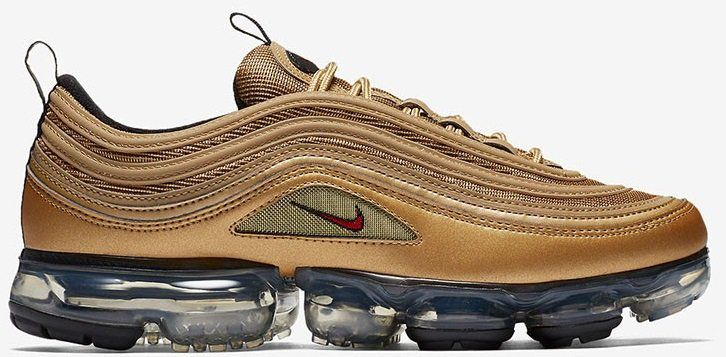 Nike Air Vapormax 97 Metallic Gold für 174,95€ (statt 225€)