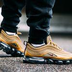 "Nike Air Vapormax '97 ""Metallic Gold"" für 174,95€ (statt 225€)"