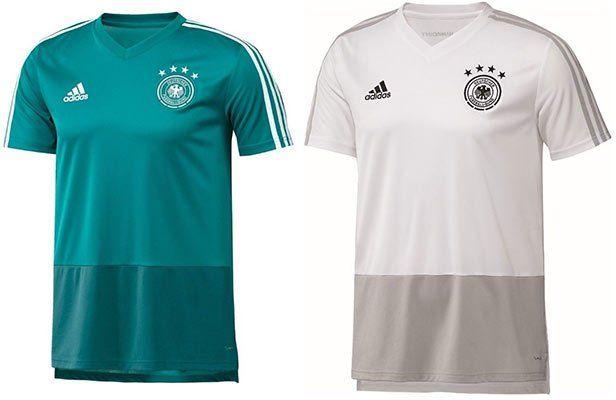 adidas DFB Trainings Trikot WM 2018 ab 31,99€