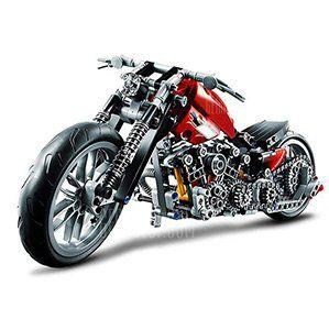 Beilexing   Motorrad aus 378 Teilen zum Selbstaufbau für 18,26€