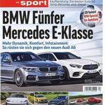 Knaller! 7 Ausgaben auto motor und sport für 31,85€ + 31,85€ Verrechnungsscheck