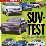 7 Ausgaben auto motor und sport für 31,85€ + 31,85€ Verrechnungsscheck