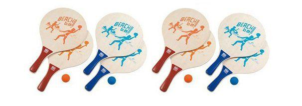 4 x Happy People Beachball Set mit Bällen für 8,88€ (statt 28€)