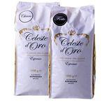 2kg Celeste d'Oro Probierpaket Kaffeebohnen für 28,94€