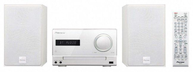 Pioneer X CM35BT Micro Hifi System mit Bluetooth, NFC, Front USB, CD für 129€ (statt 156€)