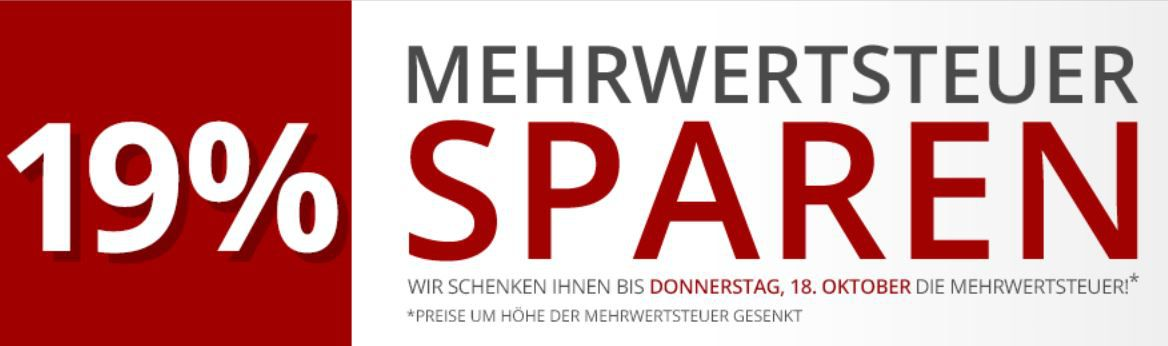 Druckerzubehör ohne Mehrwertsteuer + Gratis Tischuhr, Zettelblock & Zimmermansbleistift + VSK