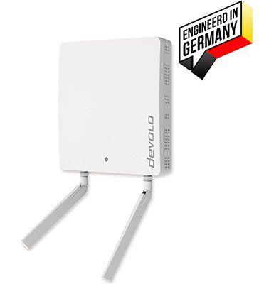 devolo WiFi pro 1200e   Hochleistungs Access Point bis 1200 Mbit/s für 39,90€ (statt 90€)
