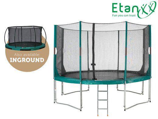 Etan Trampolin   427 cm, Inground bzw. Hoch für je 349,90€ (statt 450€)