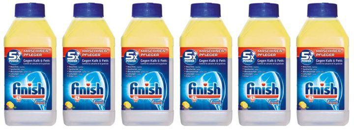 Finish Maschinenpfleger Citrus 6x 250 ml für 11,90€