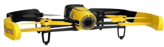 Parrot Bebop Drohne inkl. 1 Akku für 98,90€ [B Ware] (statt 133€)