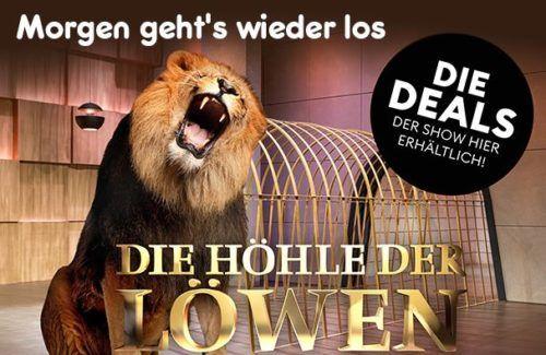 Rokittas Rostschreck aus der Höhle der Löwen ab 7,99€   Tipp: die neue Staffel ab Morgen!