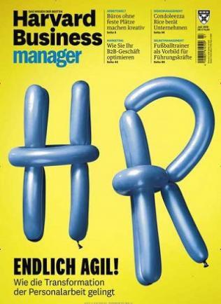 Jahresabo Harvard Business manager für 174€ + 115€ Gutschein + 5€ Sofort Rabatt