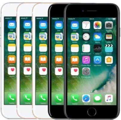 Apple iPhone 7 mit 32GB div. Farben für 174€ (statt 258€)   Gebrauchtware