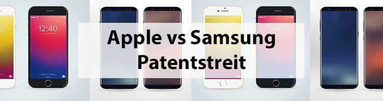 NEWS: Apple und Samsung beenden ihren 7 jährigen Patentstreit