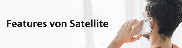 Satellite Plus: IP basierter Telefonie Dienst per In App Kauf
