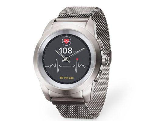 MM Preishammer: MYKRONOZ ZeTime Regular Elite Smartwatch für 189€ (statt 239€)