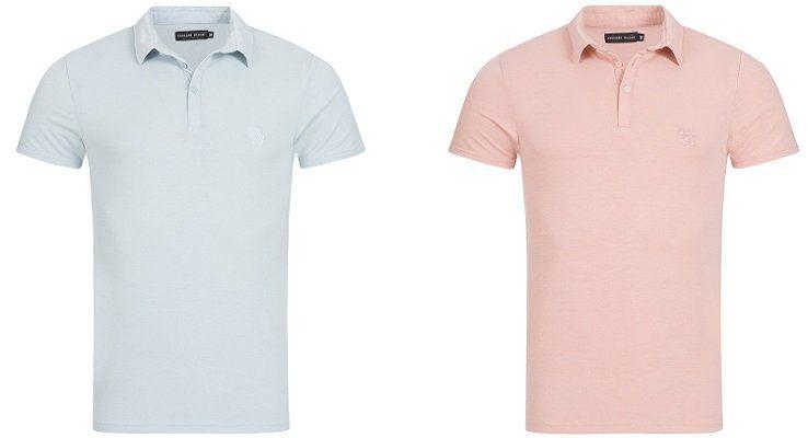 Process Black Ferrigno Herren Poloshirt für 8,99€ + VSK