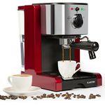 Klarstein Passionata Rossa – Espressomaschine mit 15 bar für 89,99€ (statt 98€)