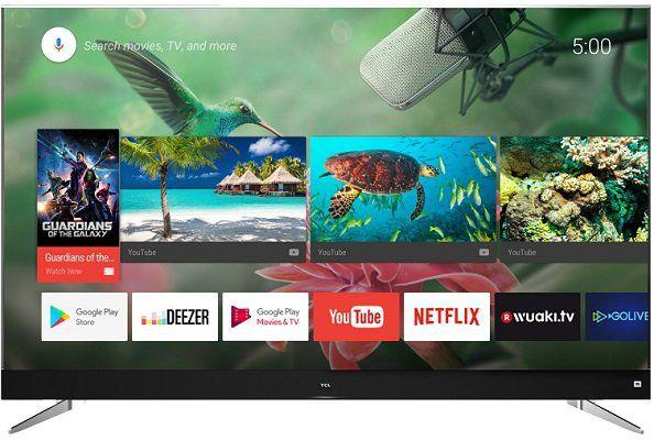 TCL U65C7006   65 Smart TV (4K, A+) für 699€ (statt 876€)