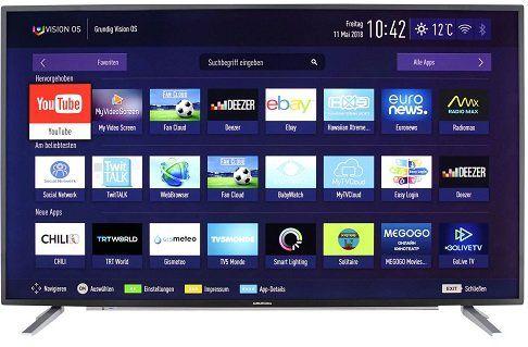 Grundig 65 VLX 7730 BP   4K Fernseher mit Smart TV Funktion und 4K für 739€ (statt 1.000€)