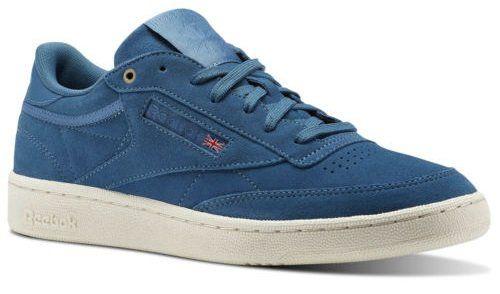 Reebok Club C 85 Montana Cans collaboration Sneaker aus Velourleder für 49,97€ (statt 63€)