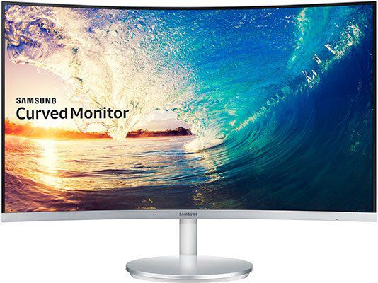 Samsung C27F591FDU   27 Zoll LED Curved Monitor für 182,90€ (statt 221€)