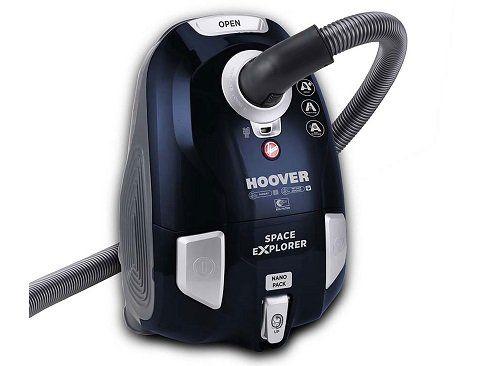 Hoover SL40PET 011 Bodenstaubsauger mit EPA 11 Filter für 79€ (statt 107€) + 10€ Cashback