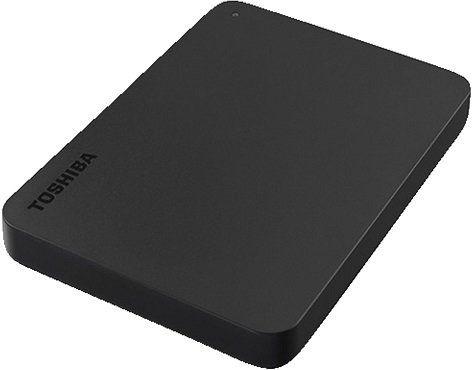 TOSHIBA Canvio Basics   ext. 2,5Festplatte mit 4TB für 79€ (statt 97€)