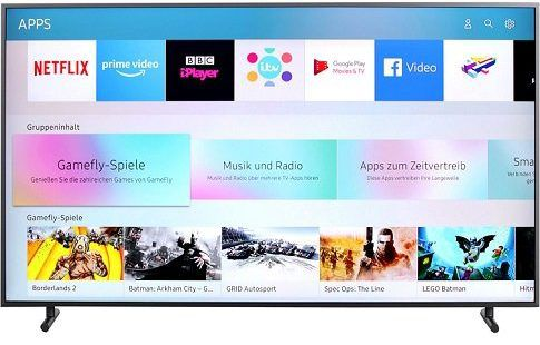 Samsung UE65LS003AUXZG   65 4K Smart TV mit Frame Design für 2.199€ (statt 2.495€)