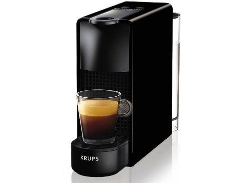 Krups Nespresso XN110 mini Kapsel Maschine ab 46€ (statt 64€) + 40€ Kapselgutschein