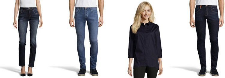 Gin Tonic Sale bei Vente Privee   z.B. Jeans ab 25,90€ oder Tops ab 6€