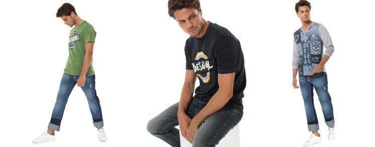 Desigual Sale mit bis zu 53% Rabatt bei Vente Privee   z.B. T Shirts ab 17,99€