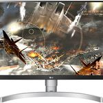 LG 27UK650-W – 27″-Monitor (4K, HDR, FreeSync) für 444€ (statt 523€)