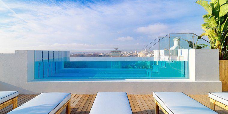 2ÜN in Madrid mit Rooftop Pool, Frühstück, Flügen & mehr ab 189€ p.P.