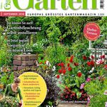 """12 Ausgaben """"mein schöner Garten"""" für 51,60€ inkl. 40€ Verrechnungsscheck + 6€ Sofort-Rabatt"""