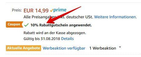 Yootech RC300   Qi Ladestation für 9,99€ (statt 15€)