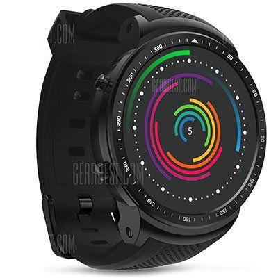 Zeblaze THOR PRO 3G Smartwatch mit 1GB RAM & 16GB ROM für 68,64€