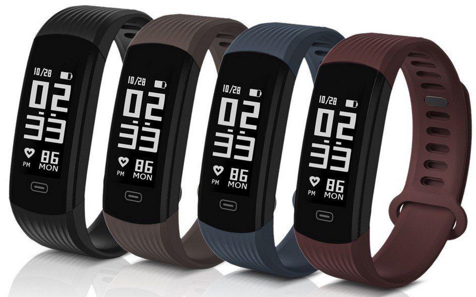 Zeblaze PLUG   Fitnesstracker mit Herzfrequenzmesser für 9,99€ (statt 16€)
