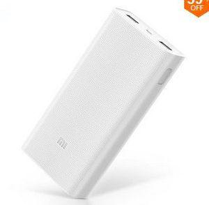 Xiaomi 2C Powerbank mit 20000mAh Quick Charge 3.0 für 19,93€